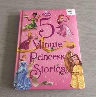 5 min princess stories