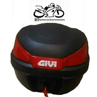 Givi box and bracket Promo free shipping and install