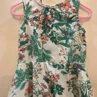 Gingersnaps Dress 12mos