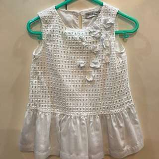 Gingersnaps Dress 12mos