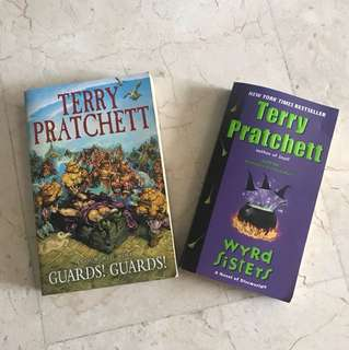 Bundle Terry Pratchett