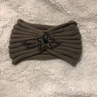 Honey winter headband