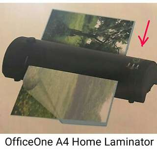 OfficeOne A4 Laminator for Office or Home Use, Home laminating machine