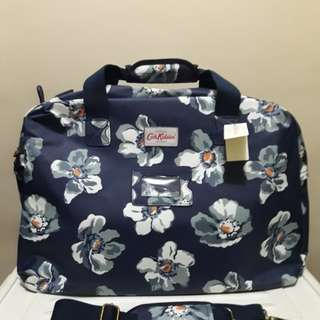 Cath Kidston Scattered Anemone Travel Bag