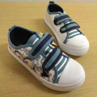 BN Minions Canvas Shoes Size 28 insole approx 18.5cm