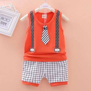 Brand New Boy clothes set