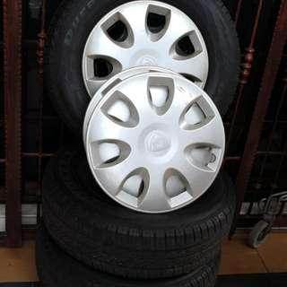 Tyre&rim saga blm, size 13,