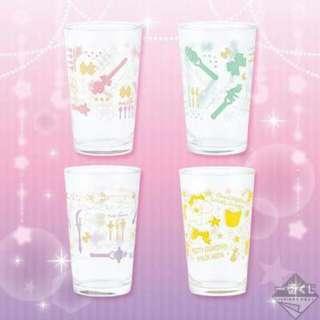 美少女戰士 Sailormoon 最新 一番賞 G賞 玻璃杯