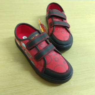 BN Cars Blaze and Monster Machines Boy Shoes Size 28