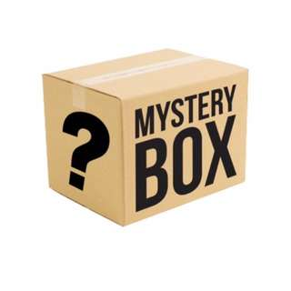 Mystery Box - Items worth over $400! (Pricing in Description)