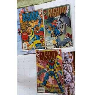 Bishop comics