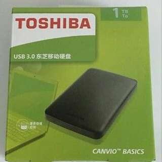 Toshiba External 1TB