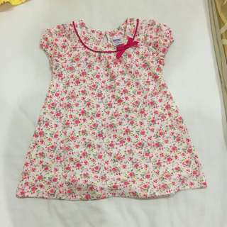 Pureen dress 18m new