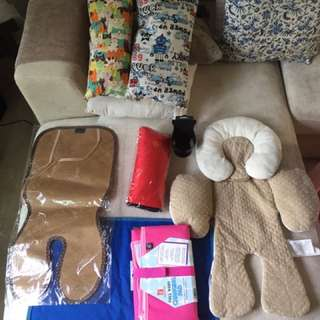 BN baby car seat cooling mat with free gifts