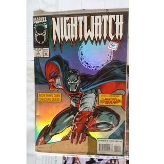 Nightwatch comics