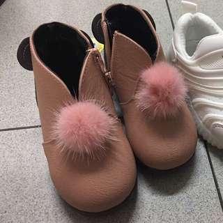 Winter Baby Shoes 1-2 yo