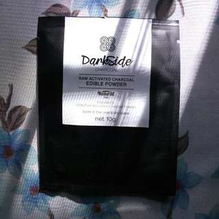Darkside Charcoal Raw Activated Edible Powder