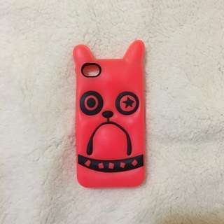 Marc by Marc Jacobs iPhone4/4s Frenchie Case FREE SHIP