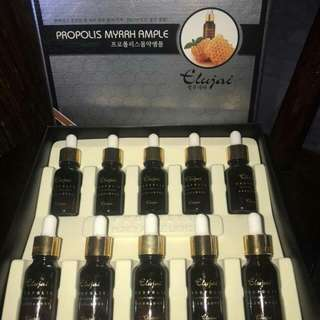 ELUJAI PROPOLIS MYRRH AMPLE 15 ML