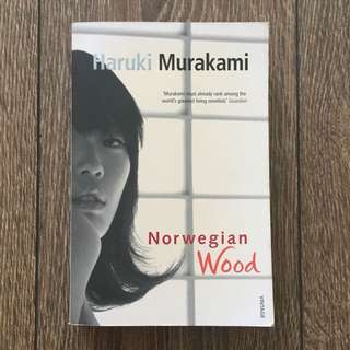 Norwegian Wood - Haruki Murakami
