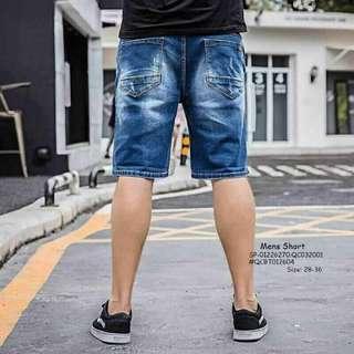 Mens short size : 28-36