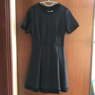 TSW Navy Dress Size S