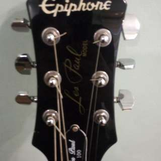 Epiphone Les Paul 100 (Ebony)