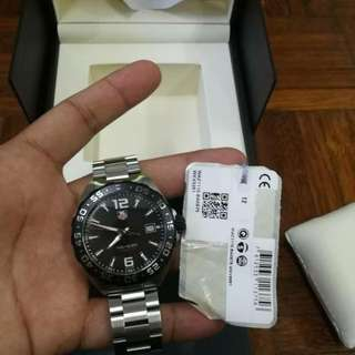 Tag Heuer Brand New Watch