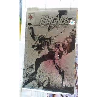 Magnus comics