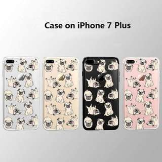 Iphone Pug Case