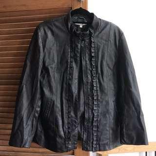 Liz Jordan Leather Jacket