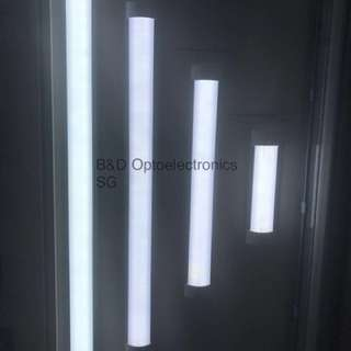 LED purification fixture ceiling light