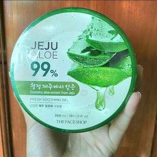 Jeju Aloe (The Face Shop)