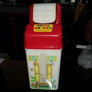 Tissue Dispenser/Storage Container