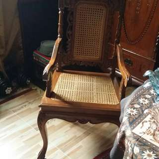 peranakan chair