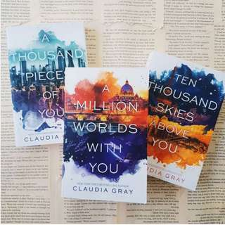 A Thousand Pieces of You trilogy