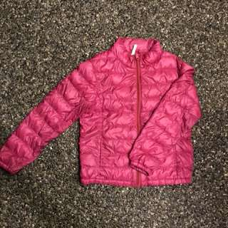 Preloved down winter jacket