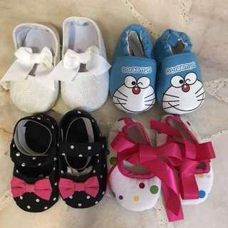 Newborn shoes bundle