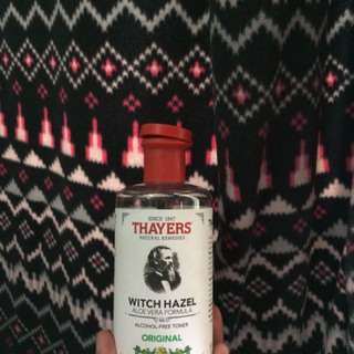 Thayers Witch Hazel Original