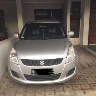 Dijual Suzuki Swift th 2013