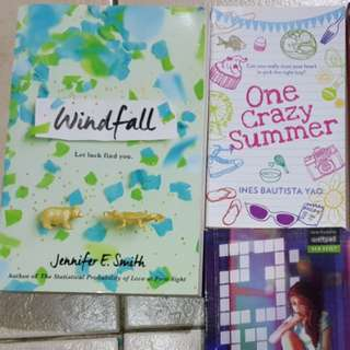 Windfall and One Crazy Summer
