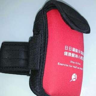 跑步手機袋