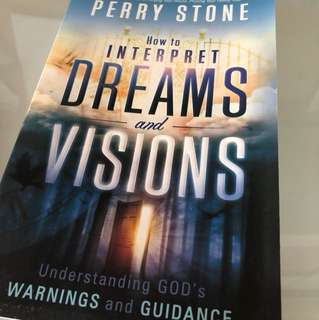 Dreams and visions Christian book
