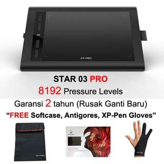 XPPen Star03 Pro Drawing Table Stylus