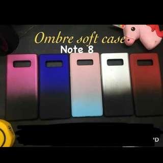 Samsung Note 8 Soft Case