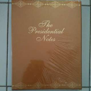 The Presidential Notes