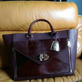 Mulberry willow handbag