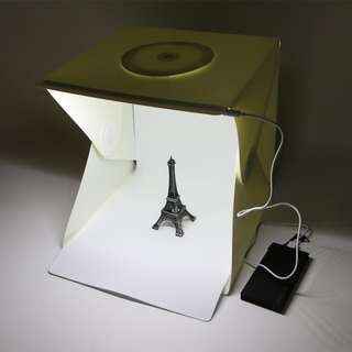 Portable Light Box Photo Studio