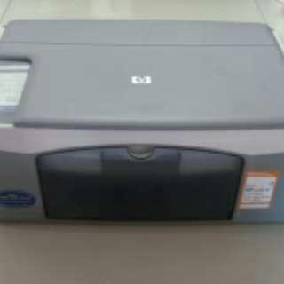 HP 1402 Ink jet scanner copier