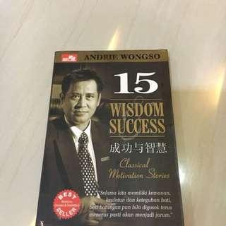 Andri Wongso book